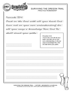 Bible Worksheets for High School