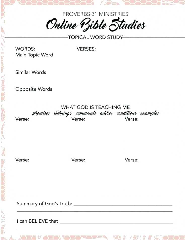 54 Bible Worksheets for You to Complete   KittyBabyLove.com