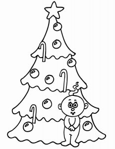 Free Printable Christmas Tree Pattern