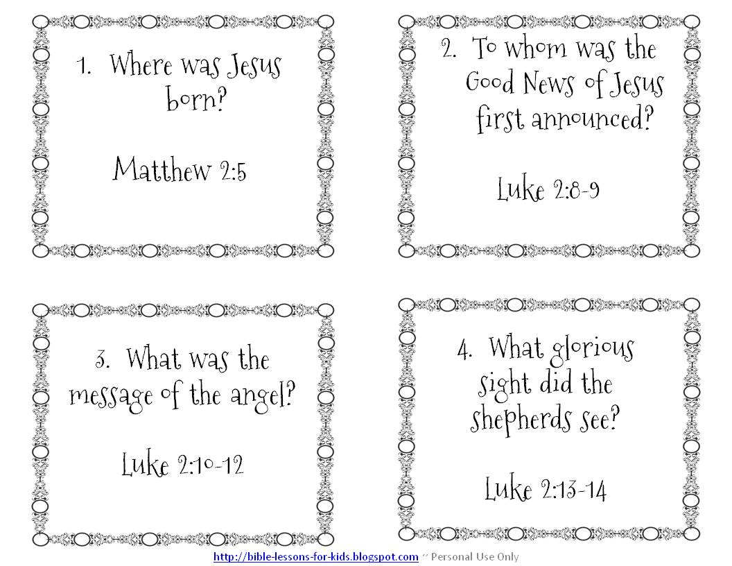 54 Bible Worksheets for You to Complete | KittyBabyLove.com