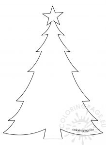 Printable Christmas Trees