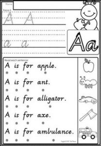 70 Cursive Worksheets for Handwriting Practice | KittyBabyLove.com