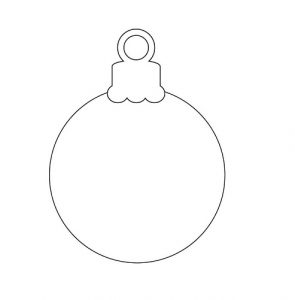 Christmas Ornament Patterns Printable