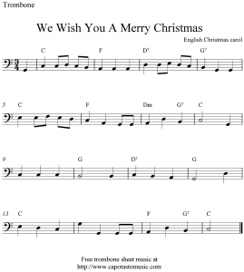 Christmas Sheet Music Piano