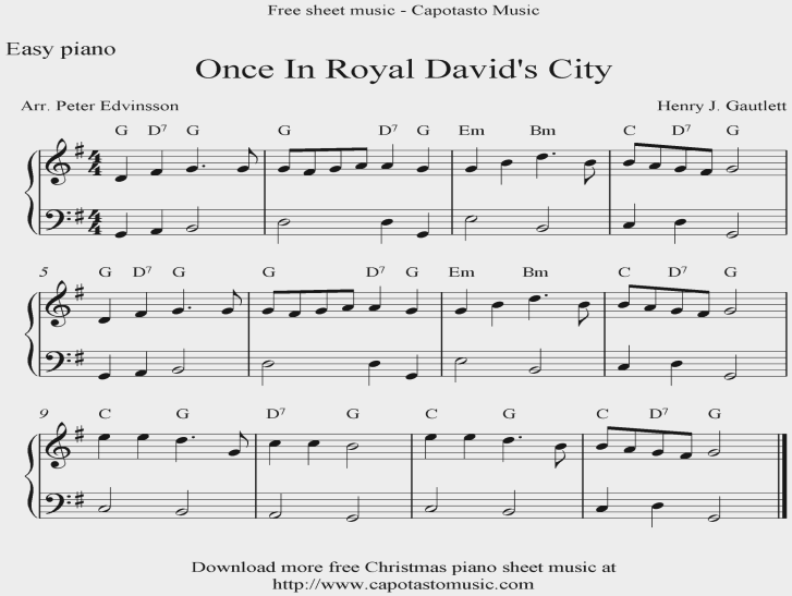 Free Christmas Sheet Music.70 Melodious Christmas Piano Sheet Music Kittybabylove Com