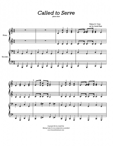 Free Advanced Christmas Piano Sheet Music