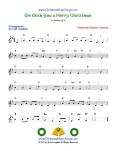 Free Christmas Sheet Music Piano