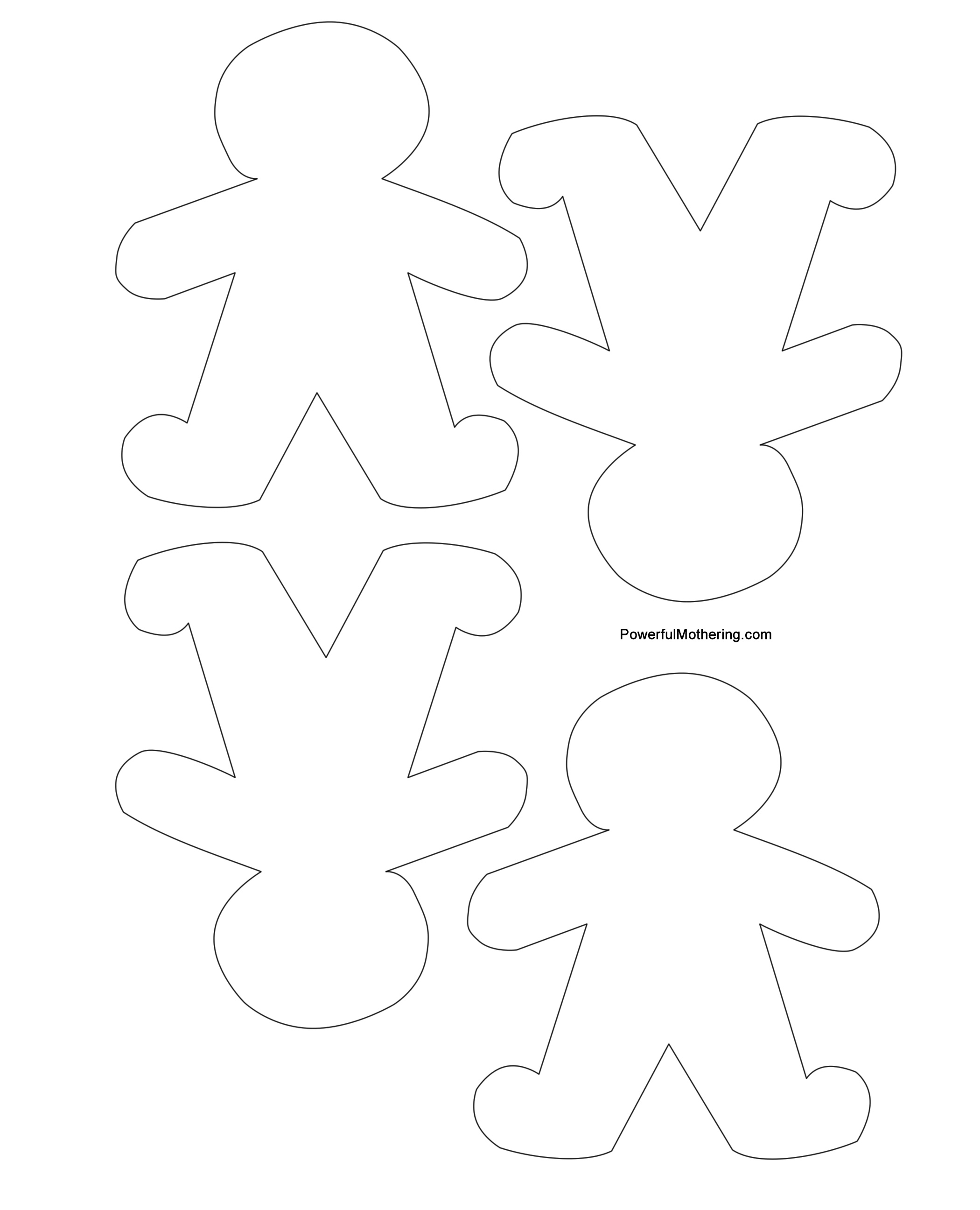 graphic regarding Free Printable Christmas Ornament Templates known as 30 Cheerful Printable Xmas Ornaments