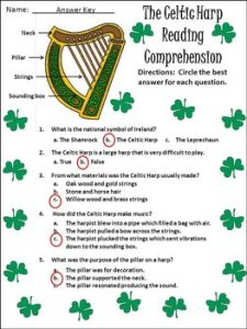 Printable St Patrick Day Trivia Questions and Answers