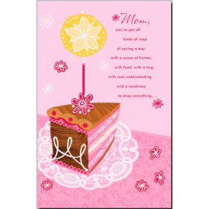 Awesome Beautiful Birthday Cards for Mom