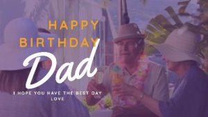 Birthday Cards for Your Dad
