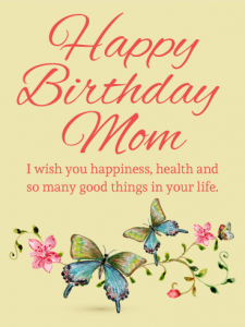Cool Creative Cute Cards for Mom on Her Birthday