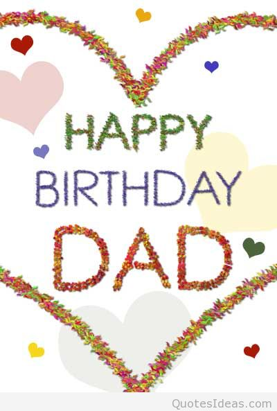 Cute Birthday Cards For Dad