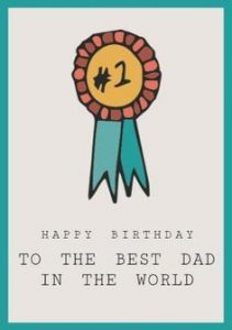 Dad Birthday Card Template from Kids