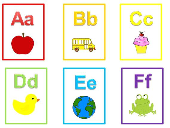 It is a graphic of Modest Free Printable Alphabet Flash Cards