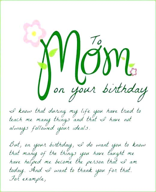 Free Printable Birthday Cards For Mom