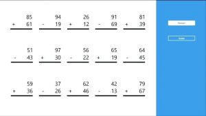 Free Printable Mixed Addition and Subtraction Worksheets