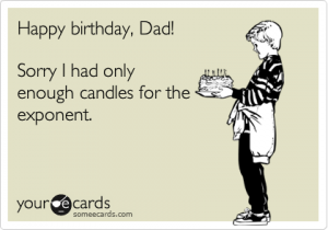 Funny Dad Birthday Cards