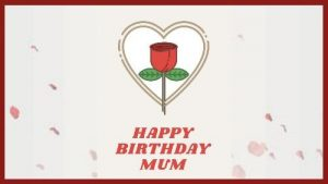 Happy Birthday Cards for Your Mom