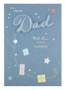 Sentimental Birthday Cards for Dad