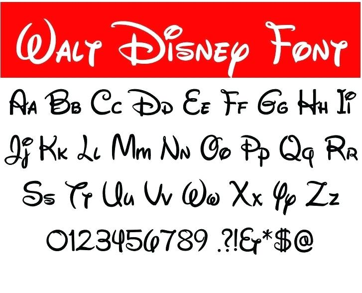 picture about Lettering Stencils to Print known as 14 Stunning Disney Letter Stencils for All