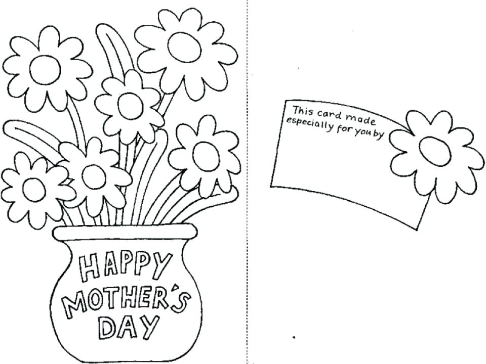photo relating to Printable Mothers Day Cards to Color Pdf referred to as 30 Absolutely free and Printable Moms Working day Coloring Playing cards