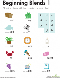 Phase 2 Phonics Worksheets