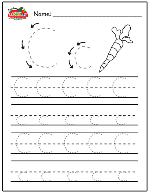 letter c worksheets for young learners kittybabylove com