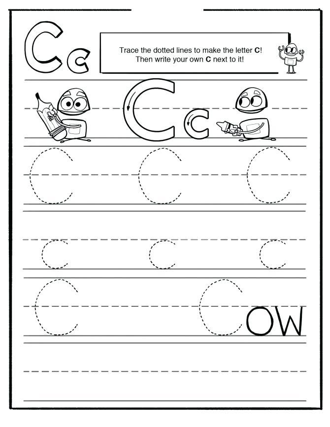 28 letter c worksheets for young learners. Black Bedroom Furniture Sets. Home Design Ideas