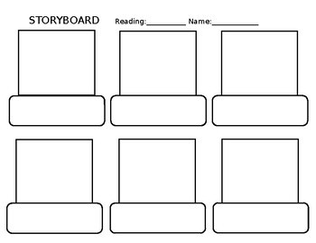 48 storyboard templates for unleashing your creative. Black Bedroom Furniture Sets. Home Design Ideas