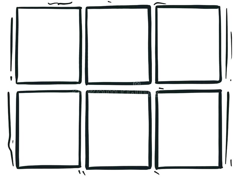 image about Comic Strip Template Printable named 60 Pleasurable Comedian Strip Templates