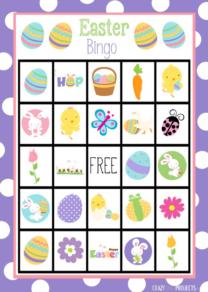 image about Free Printable Bible Bingo Cards referred to as 15 Outstanding Easter Bingo Playing cards for Merriment