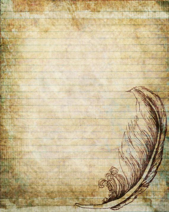 Old-Fashioned-Letter-Writing-Paper Old Letter Template on