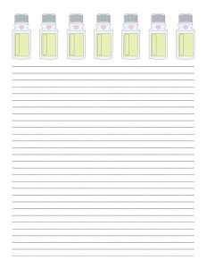 Paper for Learning to Write Letters