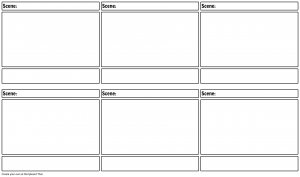 Storyboard Template Download