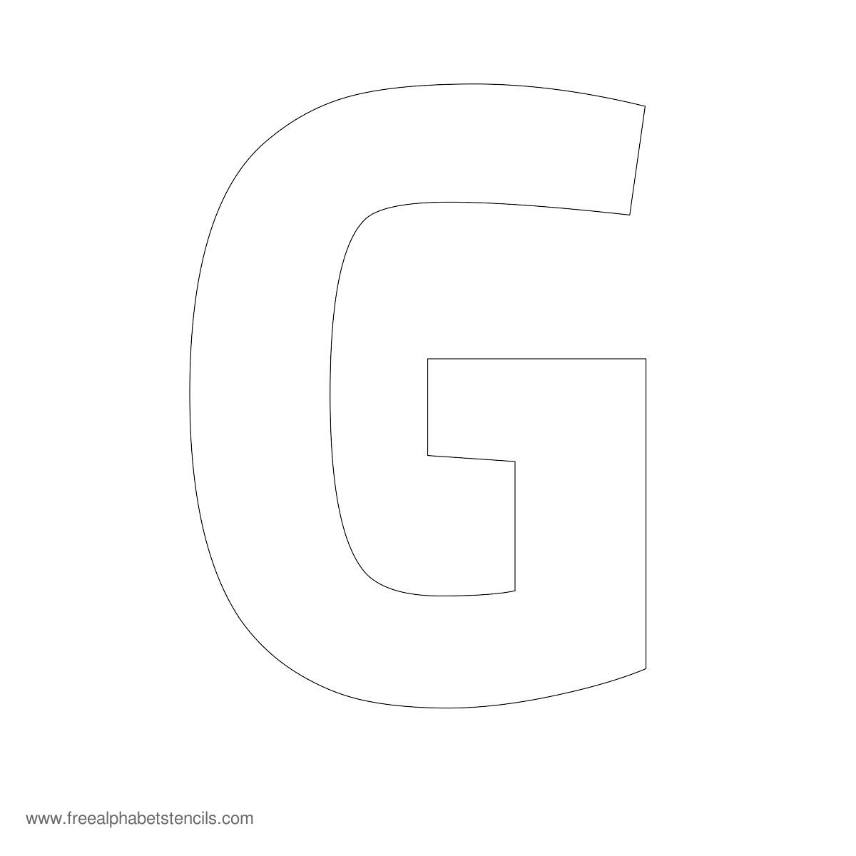 It's just a graphic of Zany Giant Printable Letters