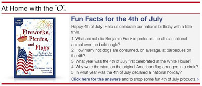 4th Of July Fun Facts and Trivia