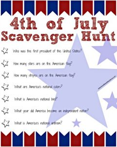 Fun 4th of July Trivia Questions and Answers