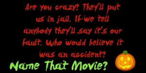 Halloween Movie Quote Trivia