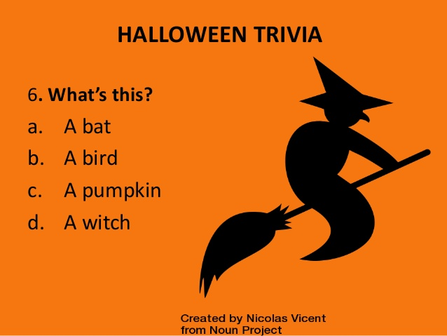 Halloween Witch Trivia
