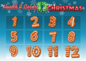 12 Days of Christmas Countdown Calendar