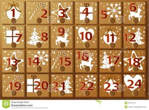December Countdown to Christmas Calendar