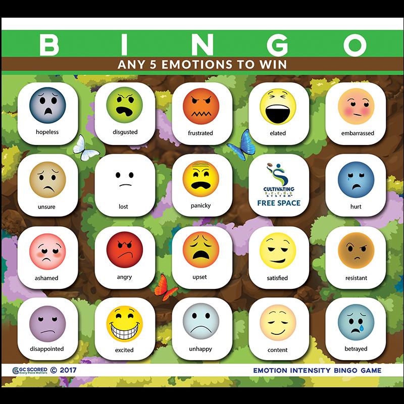 Emoji Bingo Game