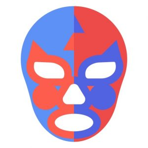 Pictures of Luchador Mask Template