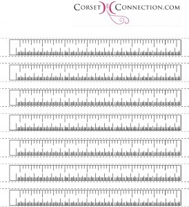 Cm Measuring Tape Printable