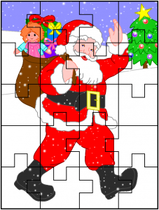 Jigsaw Puzzle Printable for Adults