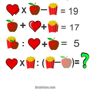 Picture Math Puzzles