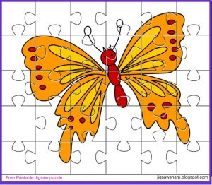 Printable Jigsaw Puzzles