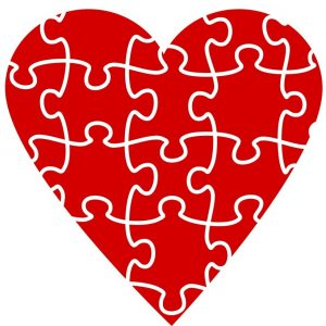 Valentine Jigsaw Puzzle Printable