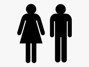 Printable Male and Female Toilet Signs